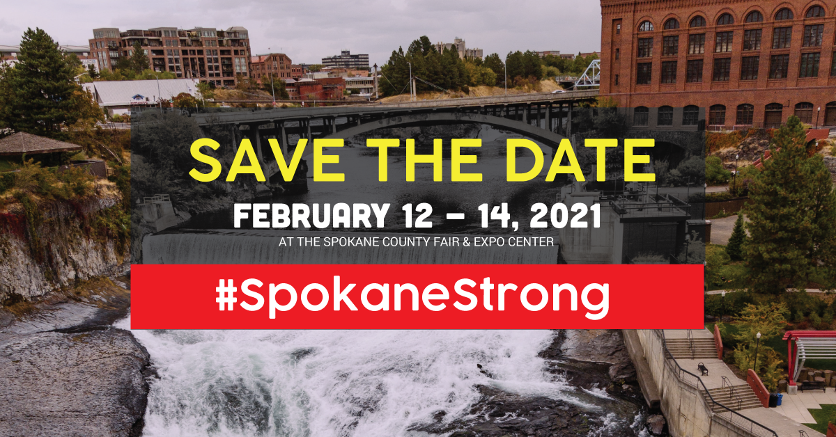 Spokane Auto Show 2020 Homepage Header