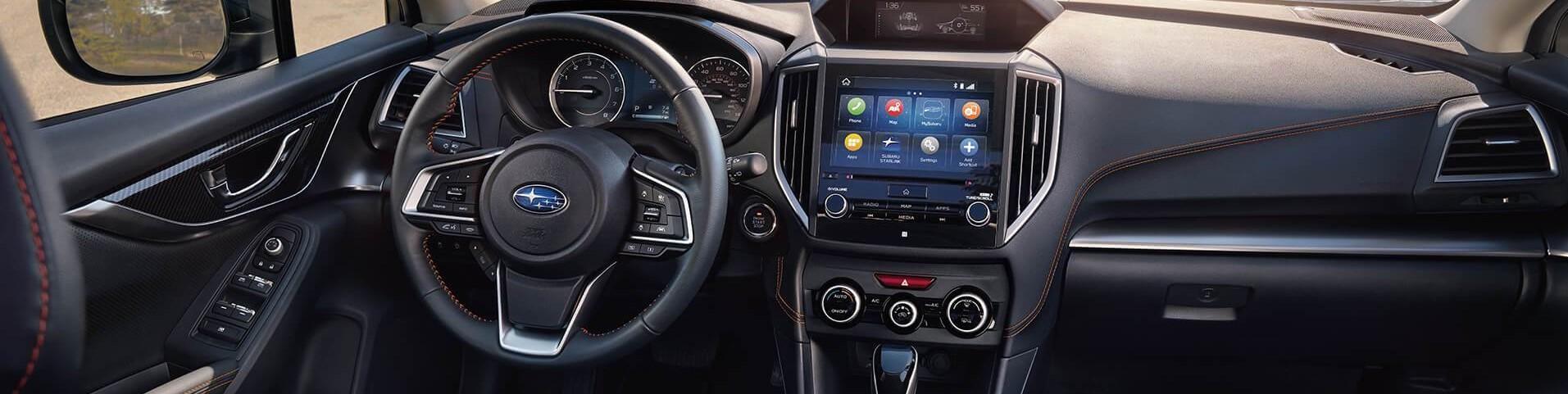 2020-Subaru-Crosstrek-Interior-With-Stitching