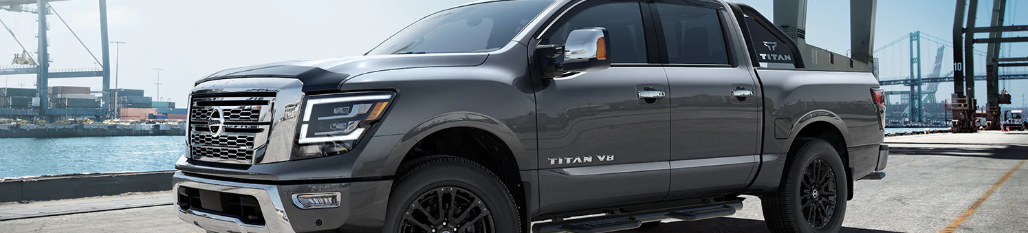 2020 Nissan Titan Features and Accessories