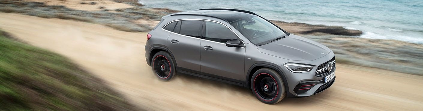 2021 GLA 250 Features