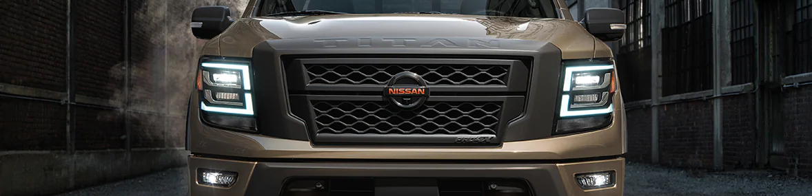 2020 Nissan Titan Pro-4X in Spokane WA