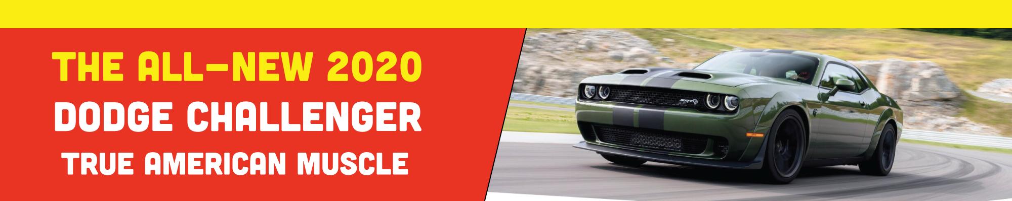 2020 dodge challenger spokane auto show